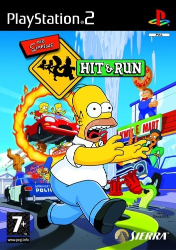 This is The Simpsons play station ads.
